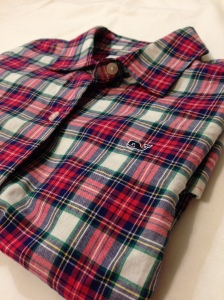 Vineyard Vines Holiday Tartan Plaid Buttondown, Holiday 2013