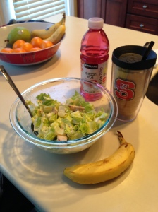 1/22 Lunch