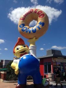 Lard Lad Donuts in Springfield