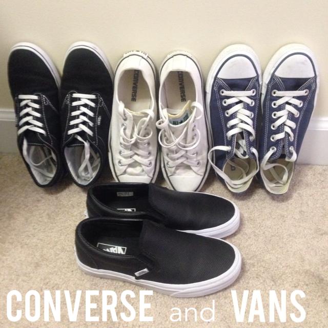 converse vs vans. 2014-08-18 12.09.52 converse vs vans